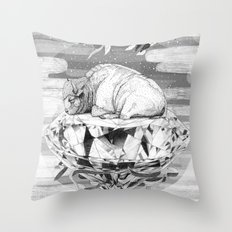 Young Treasure Throw Pillow
