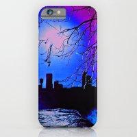 pink sky :o iPhone 6 Slim Case
