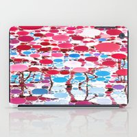 :: Flamingo Hookah :: iPad Case