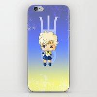 Sailor Uranus iPhone & iPod Skin