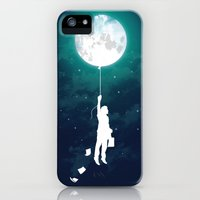 iPhone Cases featuring Burn the midnight oil  by Budi Kwan