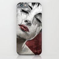 iPhone & iPod Case featuring Venom and Tears by Fresh Doodle - JP Valderrama