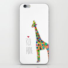 .jirafa. iPhone & iPod Skin