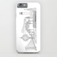 San Francisco By The Dow… iPhone 6 Slim Case