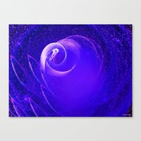 Unravelling The Universe Canvas Print