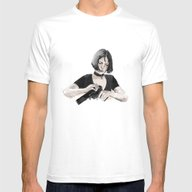 T-shirt featuring Mathilda by Clunaillustration