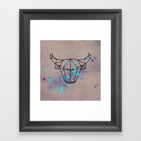 Common Baby  Framed Art Print