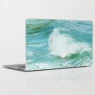 Feel The Sea. Laptop & iPad Skin