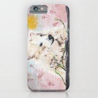 Polar Bear (day Excursio… iPhone 6 Slim Case