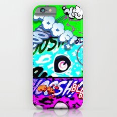 Crazy Comic iPhone 6 Slim Case