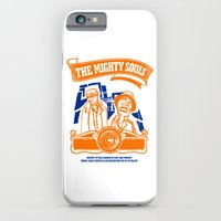 iPhone & iPod Case featuring The Mighty Souls: Hip Hop Legends by Damien Koh