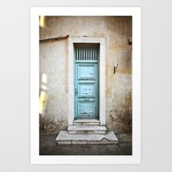 Art Print featuring Porte N°5 by Nosnop