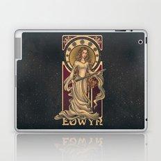 Shieldmaiden of Rohan Nouveau Laptop & iPad Skin