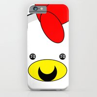 Chubby Rooster iPhone 6 Slim Case
