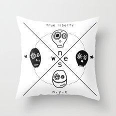 True Liberty Throw Pillow