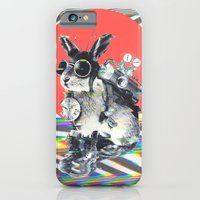 iPhone Cases featuring Time Traveller by Ali GULEC