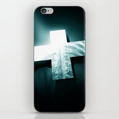 clinically dead iPhone & iPod Skin