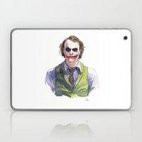 Heath Ledger (The Joker) Laptop & iPad Skin