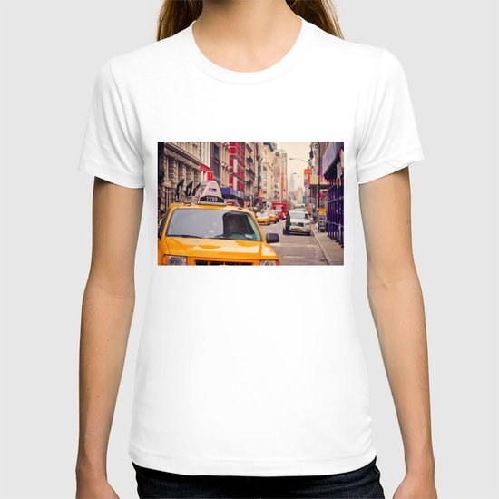 NYC Yellow Cab T-shirt