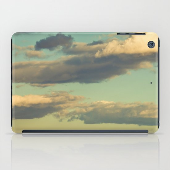 Sky above iPad Case