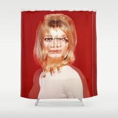 Another Portrait Disaster · S2 Shower Curtain