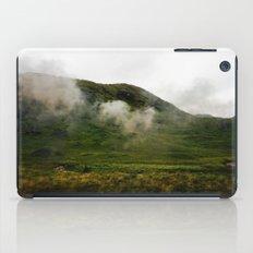 Green Land iPad Case