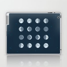 8bit Moon Phases Laptop & iPad Skin