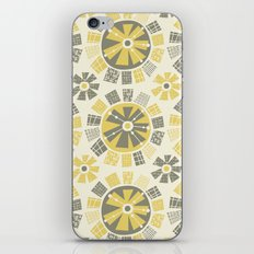Mod Floral iPhone & iPod Skin
