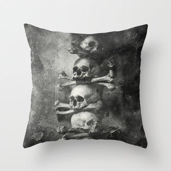 Once Were Warriors II. Throw Pillow