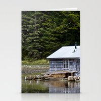 Sheltered Reflections Stationery Cards