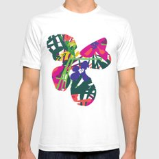Lanai Mens Fitted Tee White SMALL