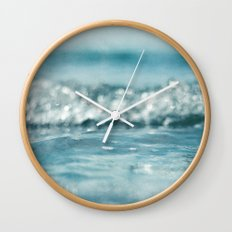 you are the ocean Wall Clock