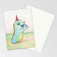 Wormrah the 'giant' monster. Stationery Cards