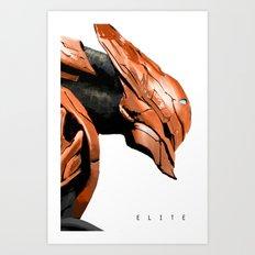 Elite! Art Print