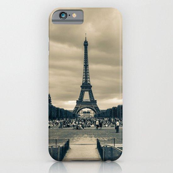 Meet me in Paris iPhone & iPod Case