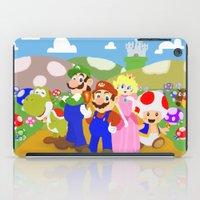 Mario & Friends iPad Case