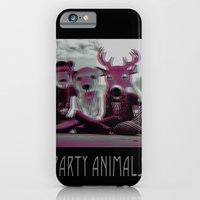 party animals iPhone 6 Slim Case