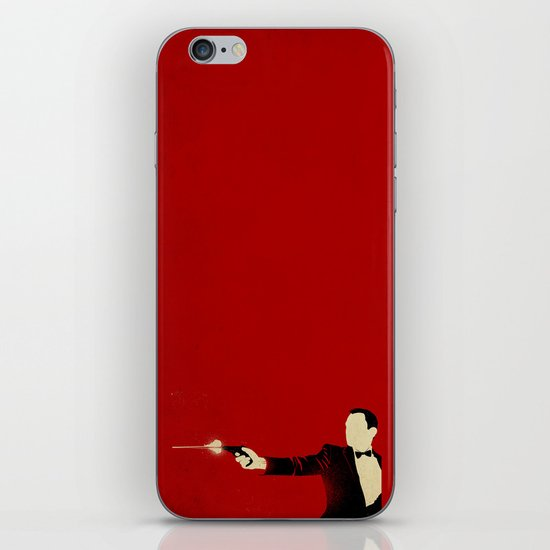 The Double Agent iPhone & iPod Skin