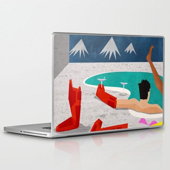 Iron-Mod Laptop & iPad Skin