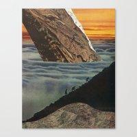 Behemoth Canvas Print