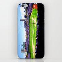 Wrigley Field iPhone & iPod Skin