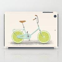 Acid (Blue) iPad Case