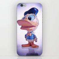 Duck #1 iPhone & iPod Skin