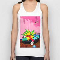 The Visual Existentialist Unisex Tank Top