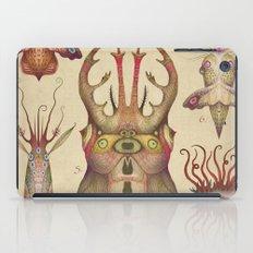Cephalopodoptera Tab. II iPad Case