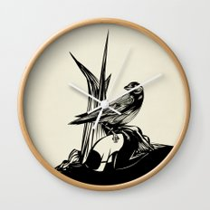 Crows must never win Wall Clock
