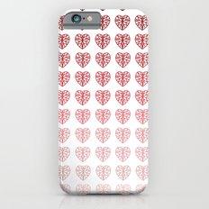 Heart Gradient iPhone 6 Slim Case