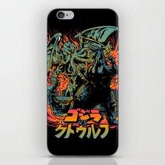 Clash of Gods: Remake iPhone & iPod Skin