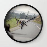 strength::rwanda Wall Clock