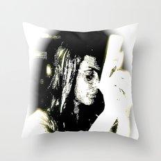 9mm Throw Pillow